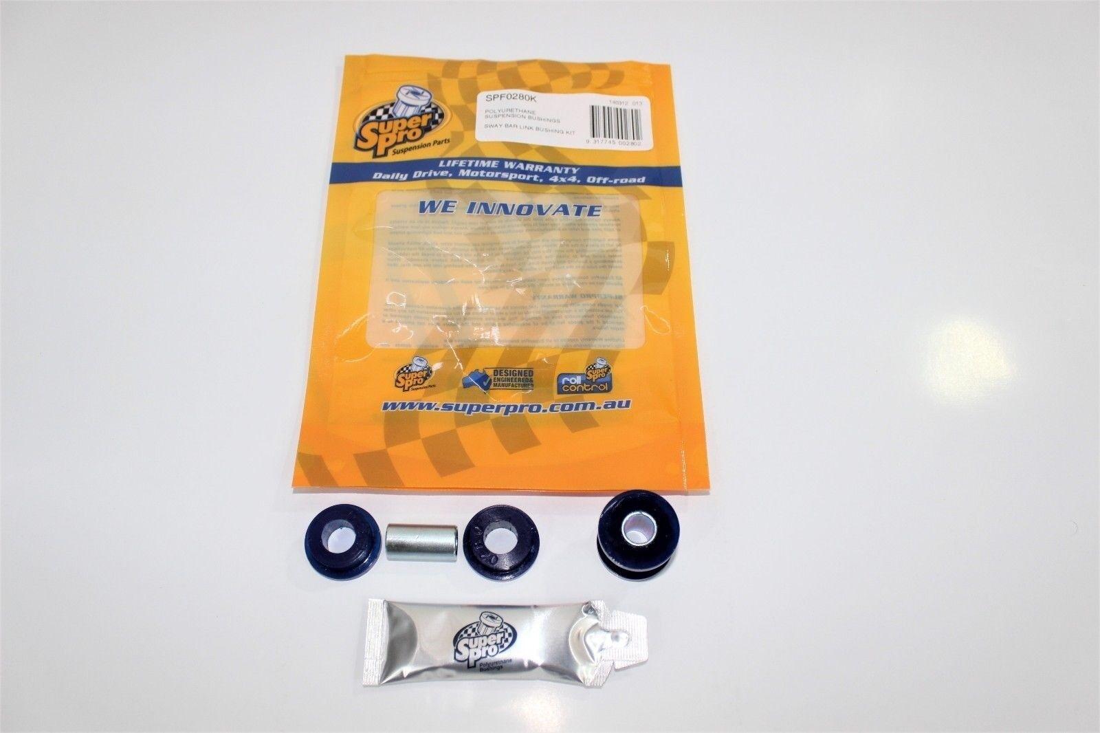 SPF0963K SuperPro Panhard Rod to Differential Bushing Celica Corolla Cressida