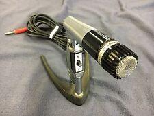 Vintage Shure 545S Series 2 Unidyne III Dynamic Microphone w/ Desktop Stand
