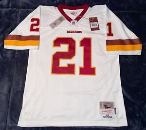 Details about Sean Taylor Washington Redskins Mitchell Ness 2007 White Legacy Jersey M,L,XL,2X