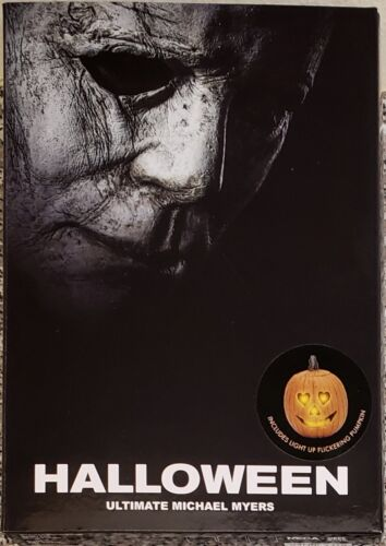 "NECA Halloween NEUF film 2018 Michael Myers 7/"" Ultimate Figure"