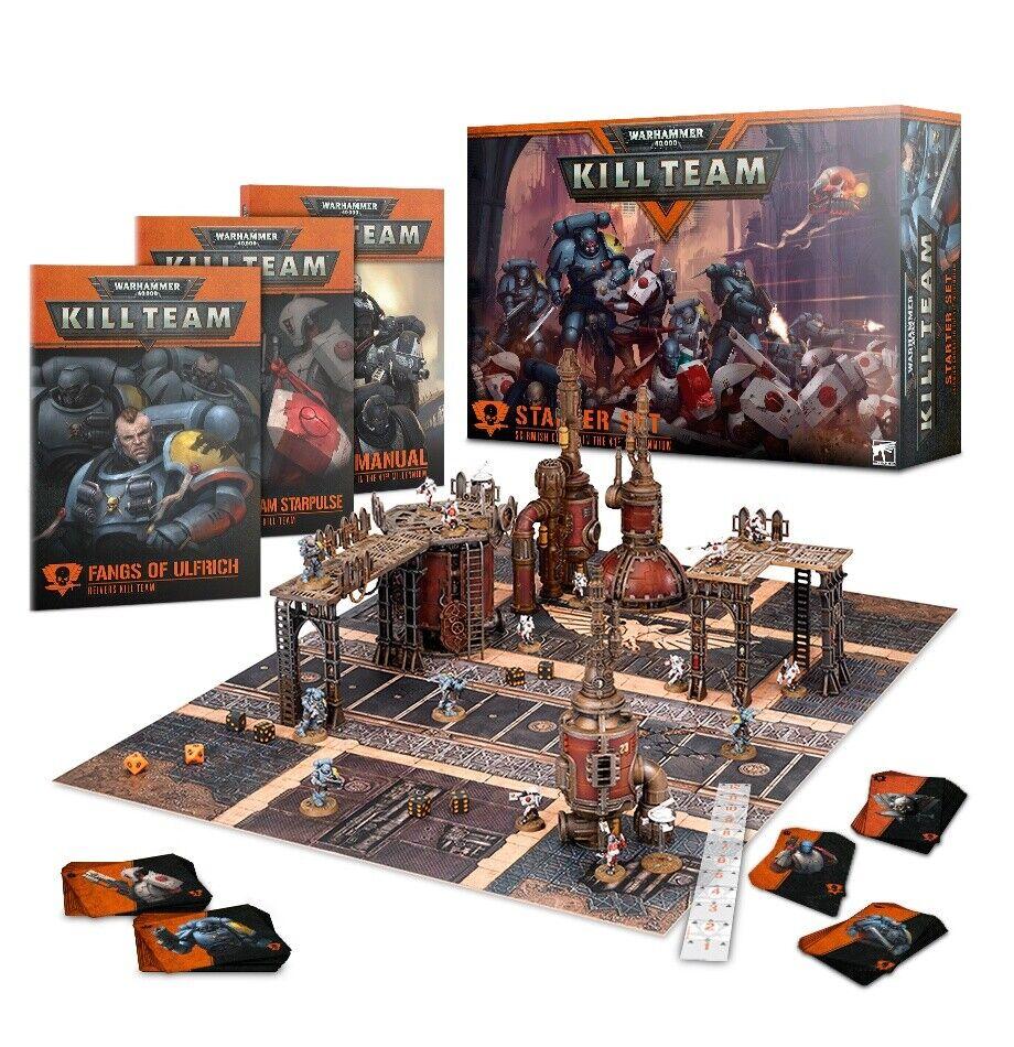 Warhammer 40K  matar Team Estrellater Set 102-10-60