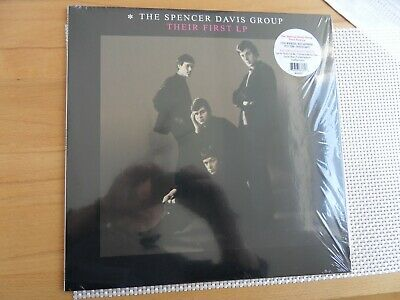 Spencer Davis Group Their First Lp Clear Vinyl Neu
