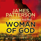 Woman of God by James Patterson (CD-Audio, 2016)