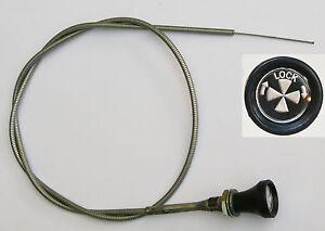 MG part AHH5333 MGA Choke Cable