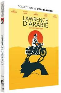 Blu-ray-Edition-Digibook-Lawrence-d-039-Arabie-Peter-O-039-Toole-NEUF-cellophane