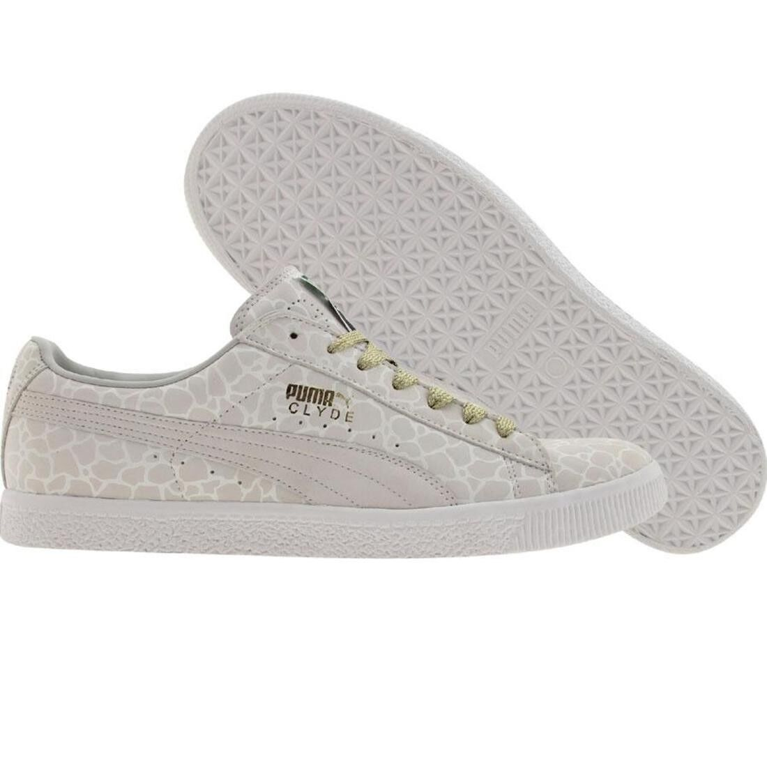 94.99 Leather Puma ROB L Clyde Leather 94.99 (white / gold) 345827-02 5a5edf