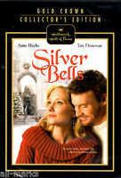 Hallmark Hall Of Fame silver Bells Dvd - & Sealed Free Us Ship