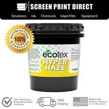 Ecotex Hyper Haze Haze Amp Image Stain Remover For Screen Printing 1 Gallon