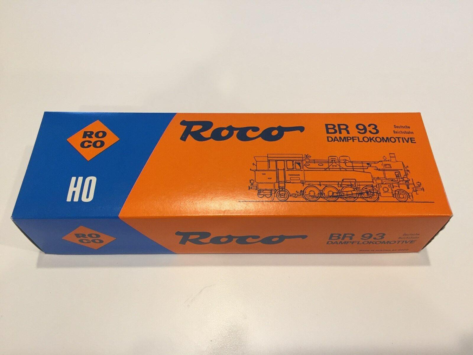 ROCO BR 93 0412 A-E Locomotive CAB  93374 - HO Scale - Made in Austria - NIB