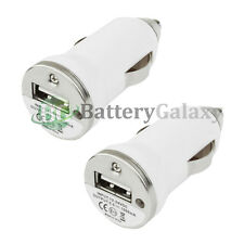 2 USB Travel Battery Auto Car Charger Mini for Apple iPhone SE 6 6S 7 7S Plus