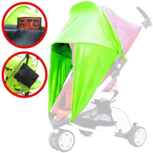 Sunny Sail Universal Red Kite Zebu Buggy Pram Stroller Shade Parasol Substitute