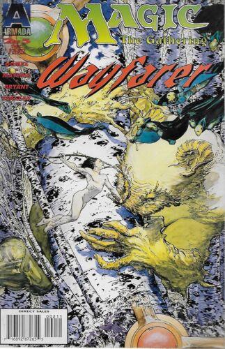 1995 Jeff Gomez Val Mayerik Michael Kaluta Magic The Gathering Wayfarer No.2