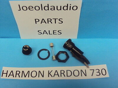 Harman Kardon 730 Original Filter Capacitors 50VDC 4700UF 1 Pair Parting Out 730