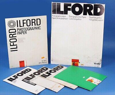 Honig Ilford Multigrade & Ilfospeed 6 Packungen Formaten 24x30 30x40 & 40x50cm 070 Gut FüR Antipyretika Und Hals-Schnuller