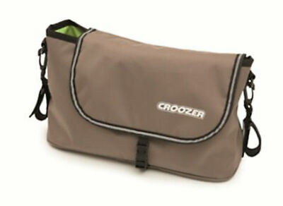 Croozer Handlebar Bag, Brown