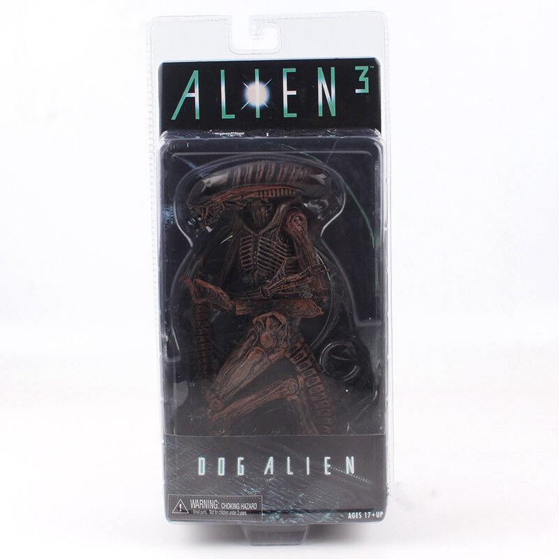 Alien 3 Dog Alien PVC Action Figure Collectible Collectible Collectible Model Toy 45d826