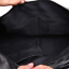 New-Mens-Black-Large-PU-Leather-Travel-Gym-Bag-Weekend-Overnight-Duffle-Handbag thumbnail 6