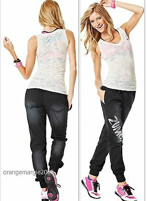 Activewear Women's Clothing Zumba Fitness Black Denim Stretch Pants Elitezwear From U.k Convention M L Pure And Mild Flavor