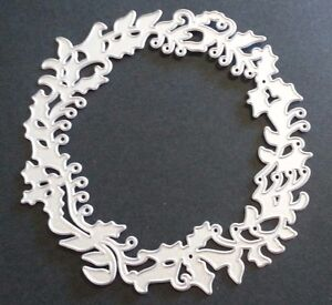 Sizzix Die Cutter DECORATIVE CIRCLE PLAQUE  Thinlits fits Big Shot Cuttlebug