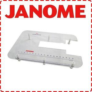 Details 77008200 Table About Qcp Large Mc Janome For Quilting ExtensionHorizon Qc8900 trCdQsh