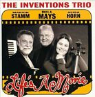 Life's a Movie by The Inventions Trio/Bill Mays Inventions Trio (CD, Sep-2013, Chiaroscuro Records)