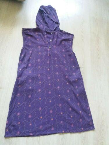 GUDRUN SJODEN oversize hoodie dress size M