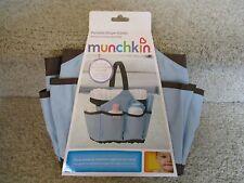 Munchkin Portable Diaper Caddy Changing Kit Baby Storage Organizer New 2012