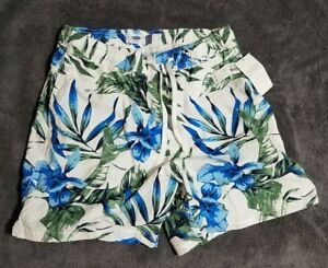 Men-039-s-Old-Navy-Tropical-Board-Shorts-Size-M-FREE-SHIPPING-NWT