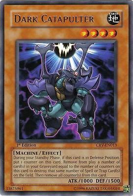 Yu-Gi-Oh Yugioh Cybernetic Revolution CRV Rare Single Cards 1st Mint!