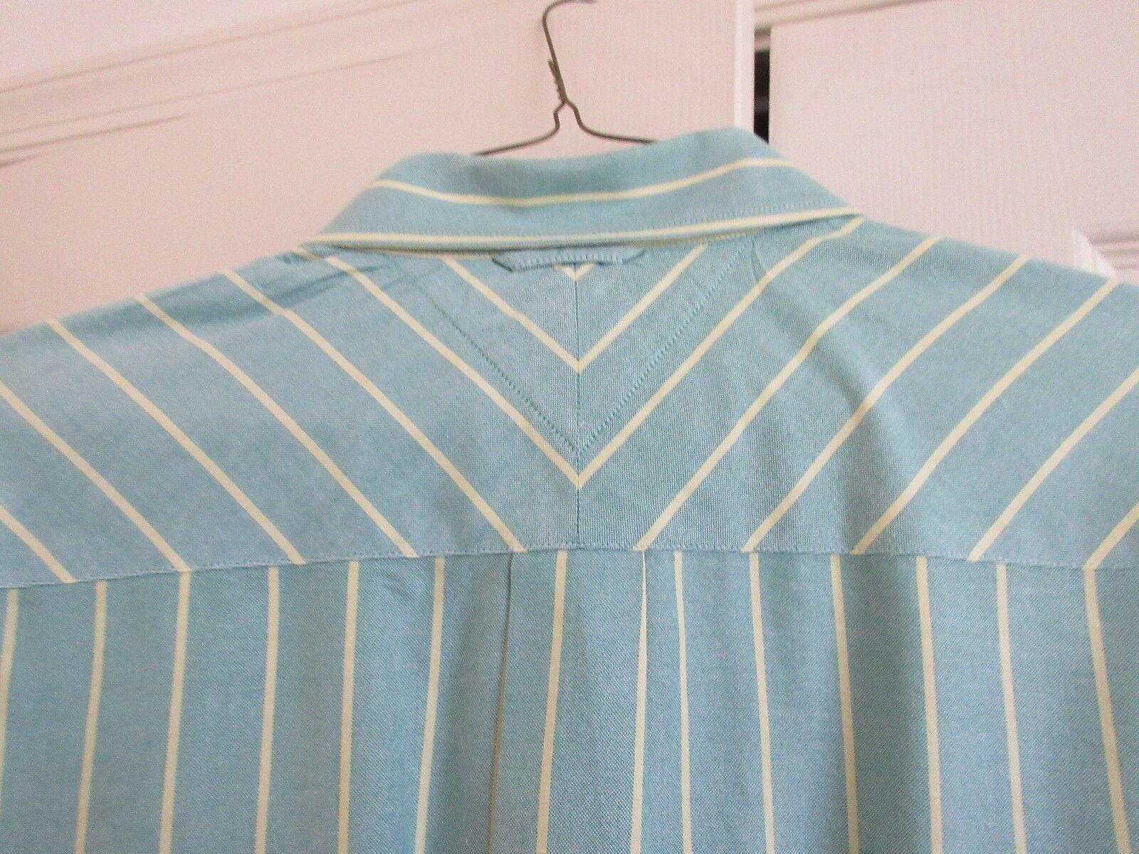 Tommy Hilfiger , Size XL/XG , Men's Long Sleeve Shirt ,