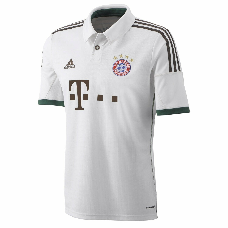 Trikot Adidas FC Bayern München 2013-2014 Away    Deutschland. FCB ac45c5