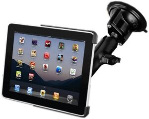ram mount kfz halterung f apple ipad air 1 2 ebay. Black Bedroom Furniture Sets. Home Design Ideas