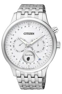 Citizen-Men-039-s-Eco-Drive-Moon-Phase-Sapphire-Crystal-42mm-Watch-AP1050-56A
