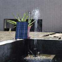 Solar-powered Pump 200l/h Brushless High Efficiency Quick Start Friendly P7s4