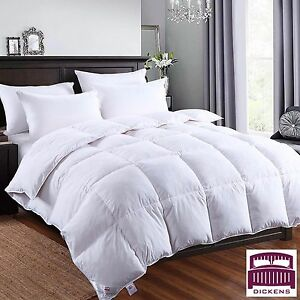 Image Is Loading Duck Feather Duvet Quilt Bedding Luxury Hotel Quality