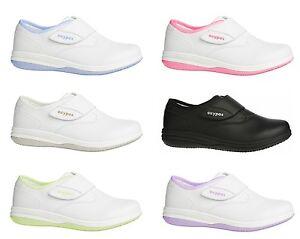 selezione premium marchi riconosciuti prodotto caldo Oxypas Emily calzature medicina per medici, infermieri e operatori ...