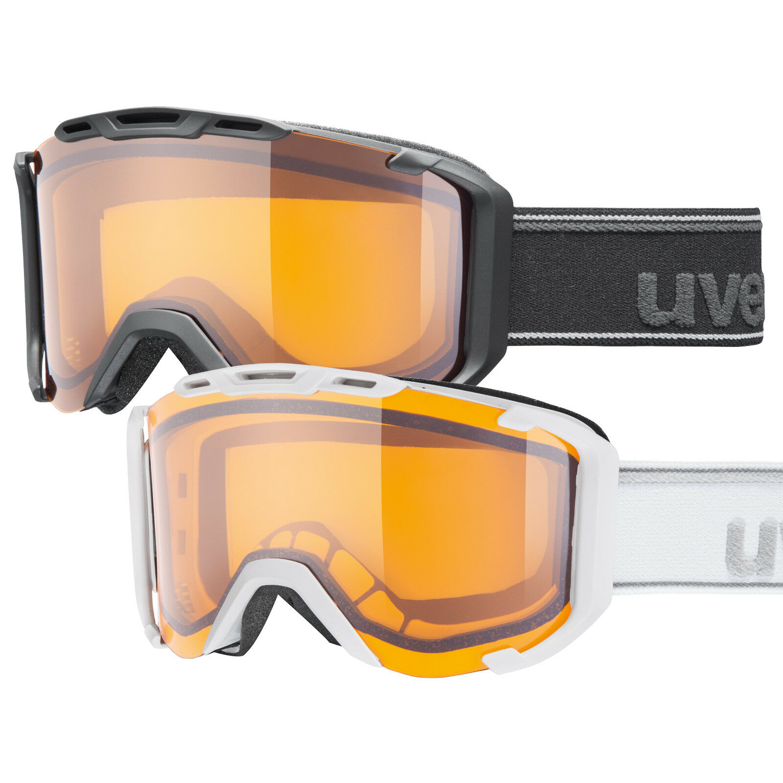 Uvex Snow Strike Lgl Ski Goggles Performance