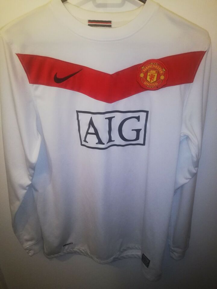 Fodboldtrøje, Manchester united trøje, Nike