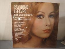 33 Tours - Raymond Lefèvre et Son Orchestre - Musiques de Fims