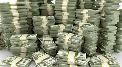 piles of cash currency