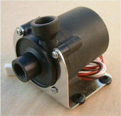 1.2A 14W 12V DC pump water cooler motors speed line No Brushless 3-pin plug F PC