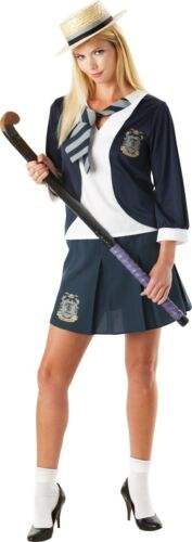 FANCY DRESS COSTUME ~ LADIES ST TRINIANS CLASSIC SIZE 8-18