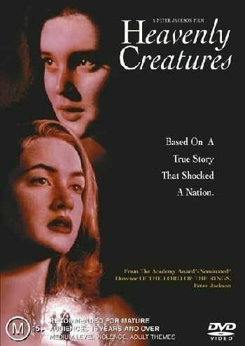 Heavenly Creatures DVD, Kate Winslet as NEW