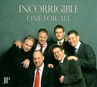 Incorrigible by One for All (CD, Apr-2010, Jazz Legacy Productions)