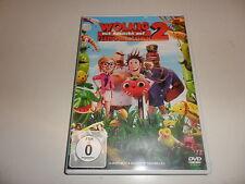 DVD  Wolkig mit Aussicht auf Fleischbällchen 2