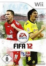 Nintendo Wii +Wii U FIFA 12 Fussball Deutsch GuterZust.
