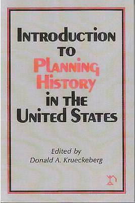 Introduction to Planning History in the United States-ExLibrary