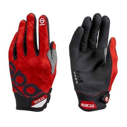 S Rot Handschuhe Mekka 3 Sparco Tg