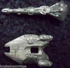 1991 Epic Eldar Deathstalker PRISMA Cannon Games Workshop WARHAMMER 6mm Esercito 40k