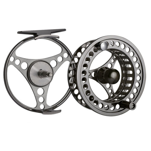 CNC Machined Fly Fishing Reel 3//4 5//6 7//8 9//10WT Large Arbor Aluminum Reel Bass